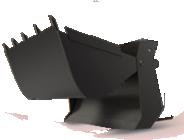 Челюстной ковш 0.6 м3 ТДВ.5000