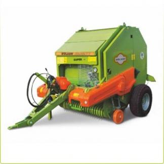Пресс-подборщик рулонный R12/2000 Super с прессующим транспортером из высокопрочной стали с сетеувязочным устройством