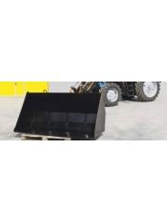 Погрузчик фронтальный Frontlift в комплекте с ковшом КШ-0.8 м3