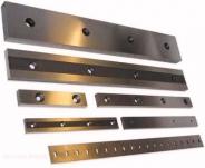 Гильотинные ножи 1250/1000х100х40(45)