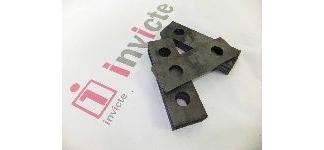 Молотки для дробилки А1-ДМ2Р-55 (130х50х6)